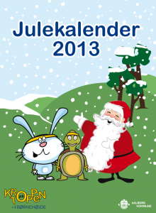 Download Julekalender 2013